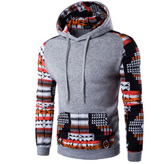 Hoodies Men Hombre Hip Hop Male Brand Hoodie Digital Printing Sweatshirt Suit Mens Splice Slim Fit Men Hoody XXL QMCG - CelebritystyleFashion.com.au online clothing shop australia