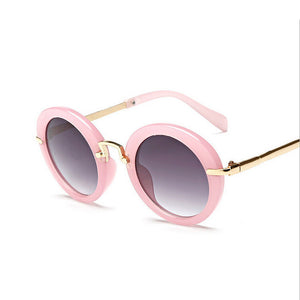 Cute Round Kids Sunglasses Fashion Girls Boys Sunglass Baby Brand Sun Glasses Children High Quality - CelebritystyleFashion.com.au online clothing shop australia
