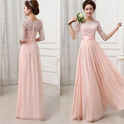 Women Long Sexy Evening Party Ball Prom Gown Formal Dresses - CelebritystyleFashion.com.au online clothing shop australia