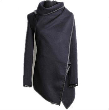 Autumn Spring Long Colored Trench Coat Women Cashmere Overcoat Full Size Women Coats Fur Manteau Abrigos Mujer WCB0003 - CelebritystyleFashion.com.au online clothing shop australia