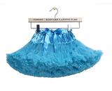 21 colors baby girls tutu Fluffy Chiffon Pettiskirts Baby Girls Princess dance party Tulle tutu Skirt petticoat 12M-8T