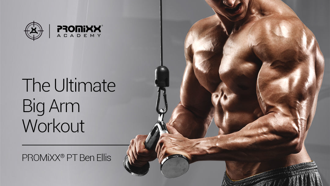 The Ultimate Big Arm Workout