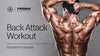 Back Attack Workout