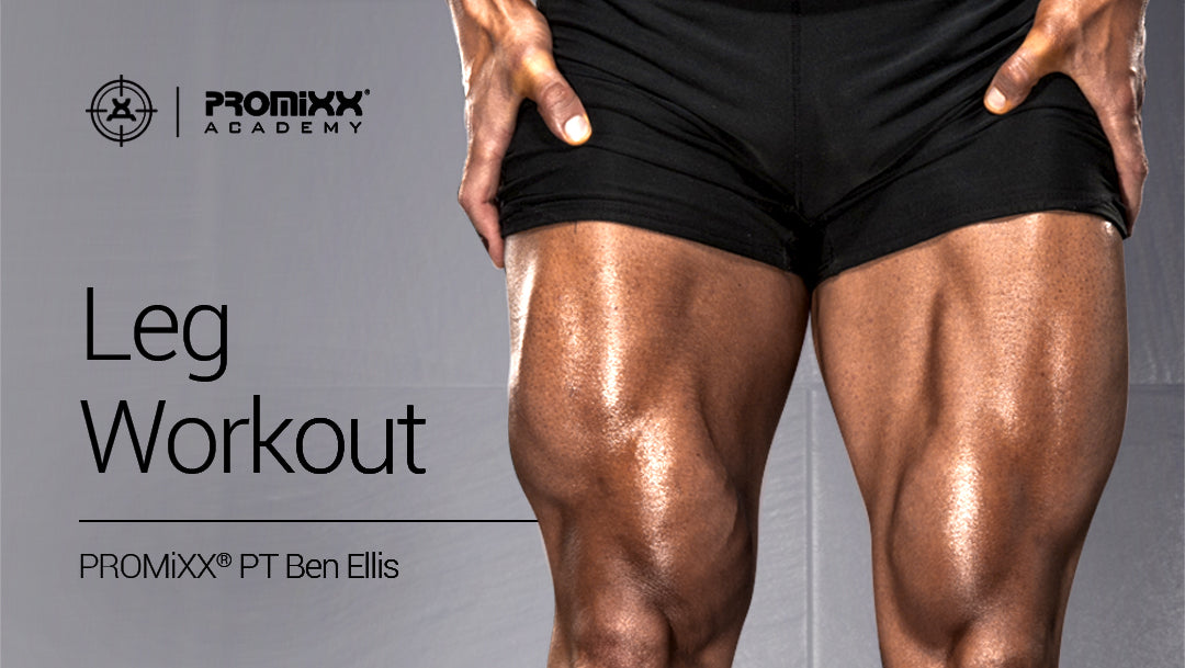 The Best Workout for Building Monstrous Legs