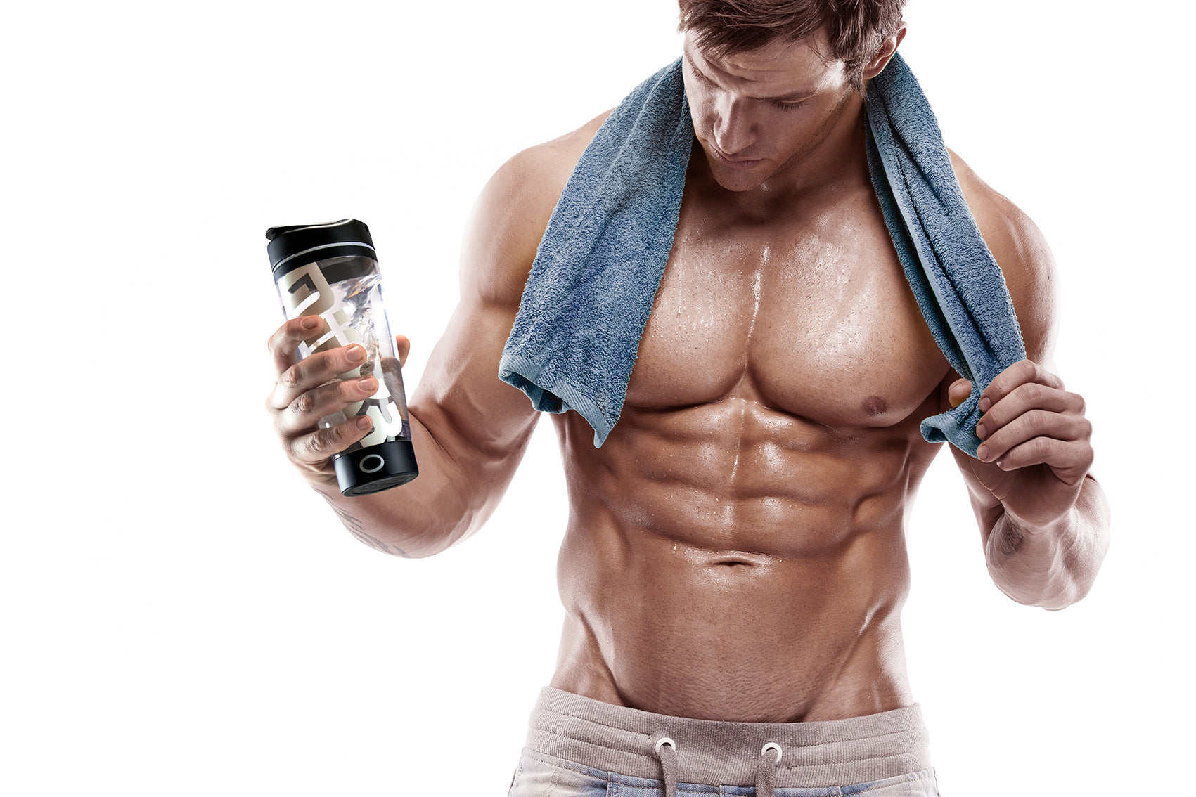 Top 3 Supplements For Building Mass