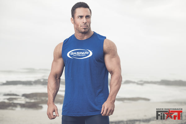 Robert Smith Interview - WBFF South African Muscle Model