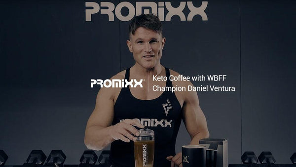 Keto Coffee with WBFF Champion Daniel Ventura