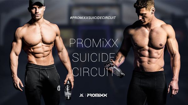 PROMiXX Suicide Circuit HiiT Hell
