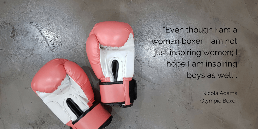 Nicola Adams quote