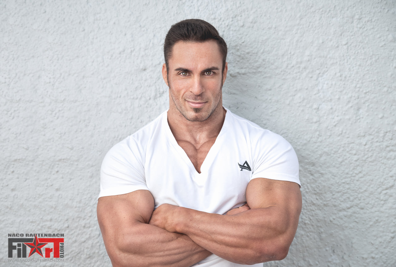 Robert Smith Interview - WBFF South African Muscle Model – PROMiXX