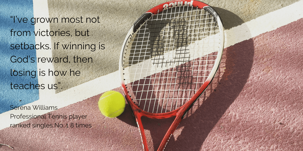 Serena Williams quote