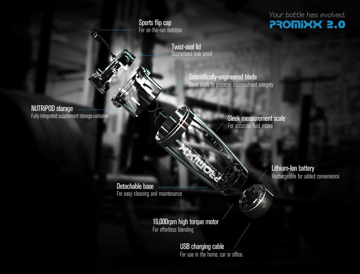 PROMIXX 2.0 Rechargeable Mixer