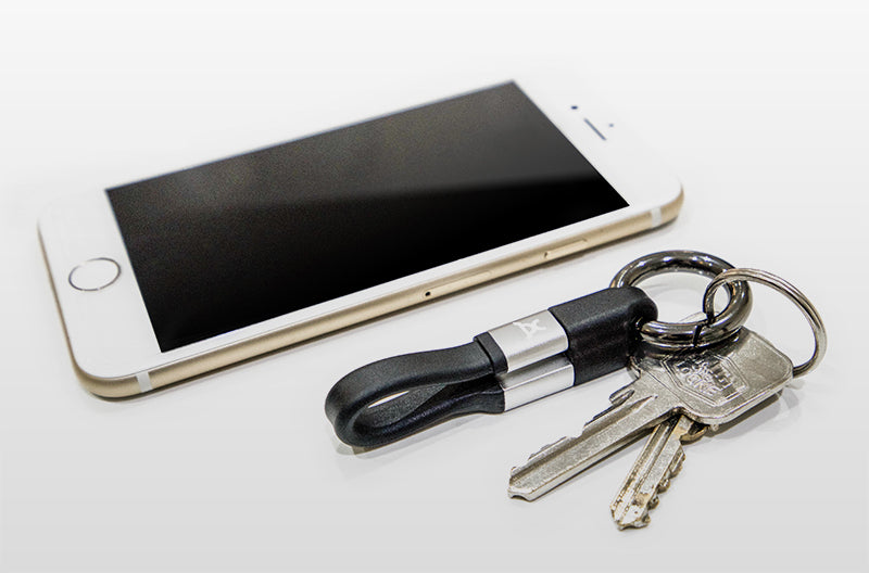 us-key portable keyring charging cable christmas gift