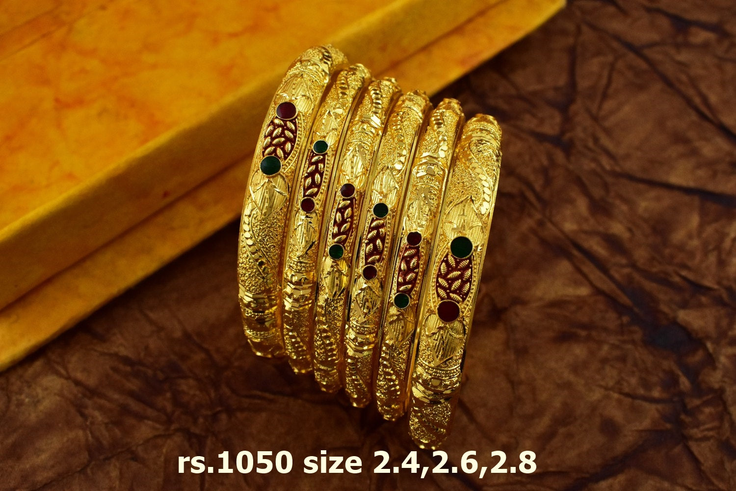 Special Bangle sale - feb (set of 6)