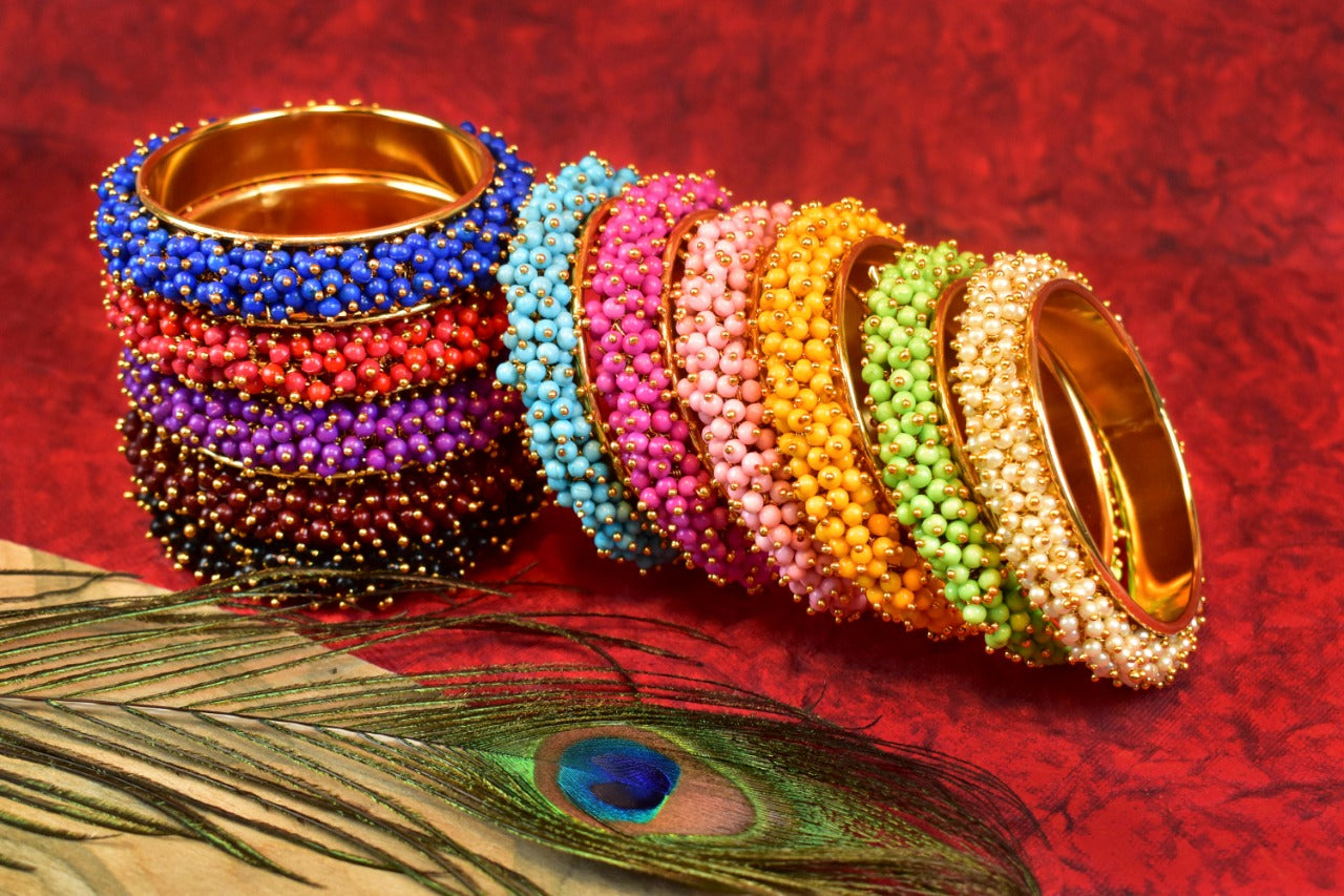 Color Bangle Collection