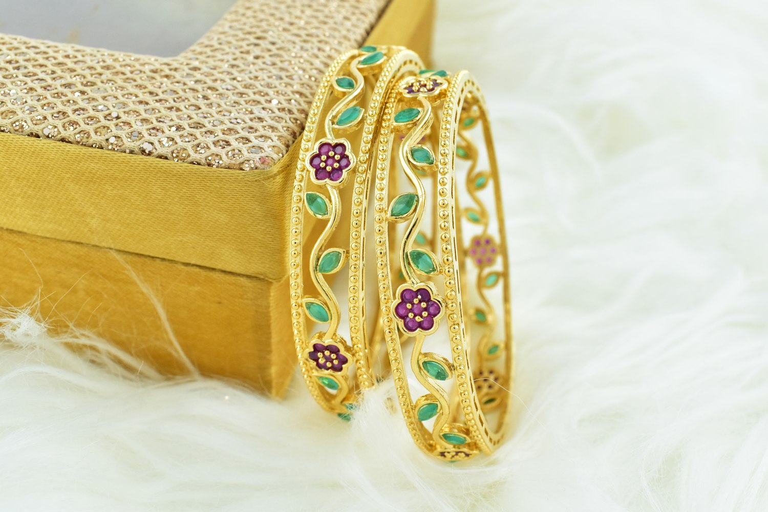 Special discounted set of 2 bangles