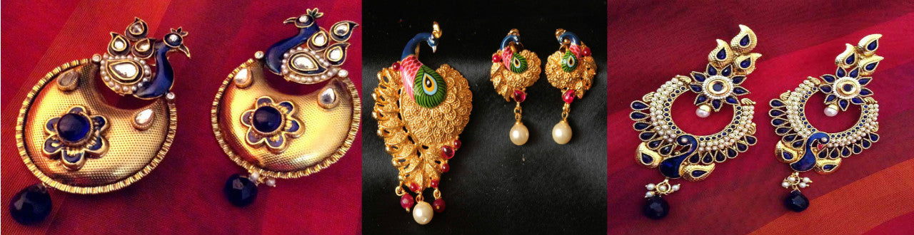 Bollywood Inspired Jewellery