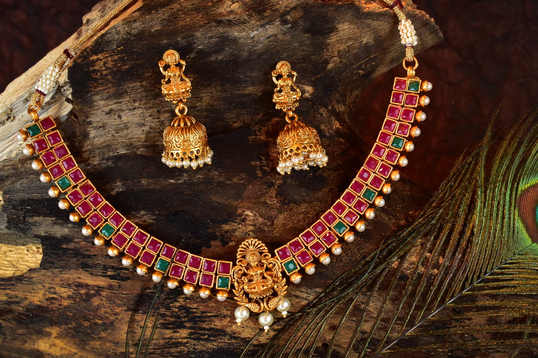 Bahubali Jewellery Collection – Griiham