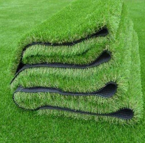 12ft x 5Ft- 40mm  High Density Grass Carpet Mat - Griiham