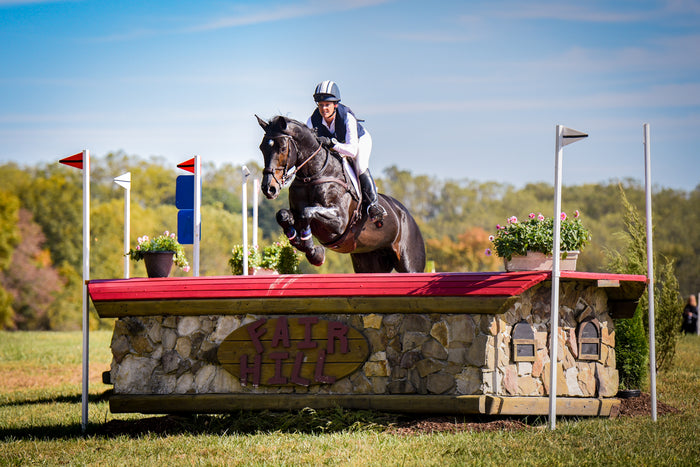 Rider Spotlight: Top Eventer Lynn Symansky
