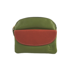 Leather Coin Purse | Porte-Monnaie en Cuir