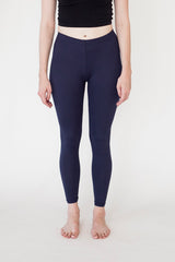 Leggings Blue | Leggings Bleu - Boutique C.H.I.L. ( boutiquechil.com )
