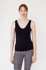 Black Tank Top   | - Boutique C.H.I.L. ( boutiquechil.com )