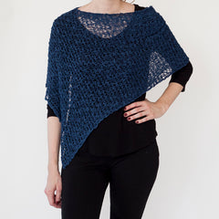 Light Weight Knit Shawl | Tricot Châle Léger
