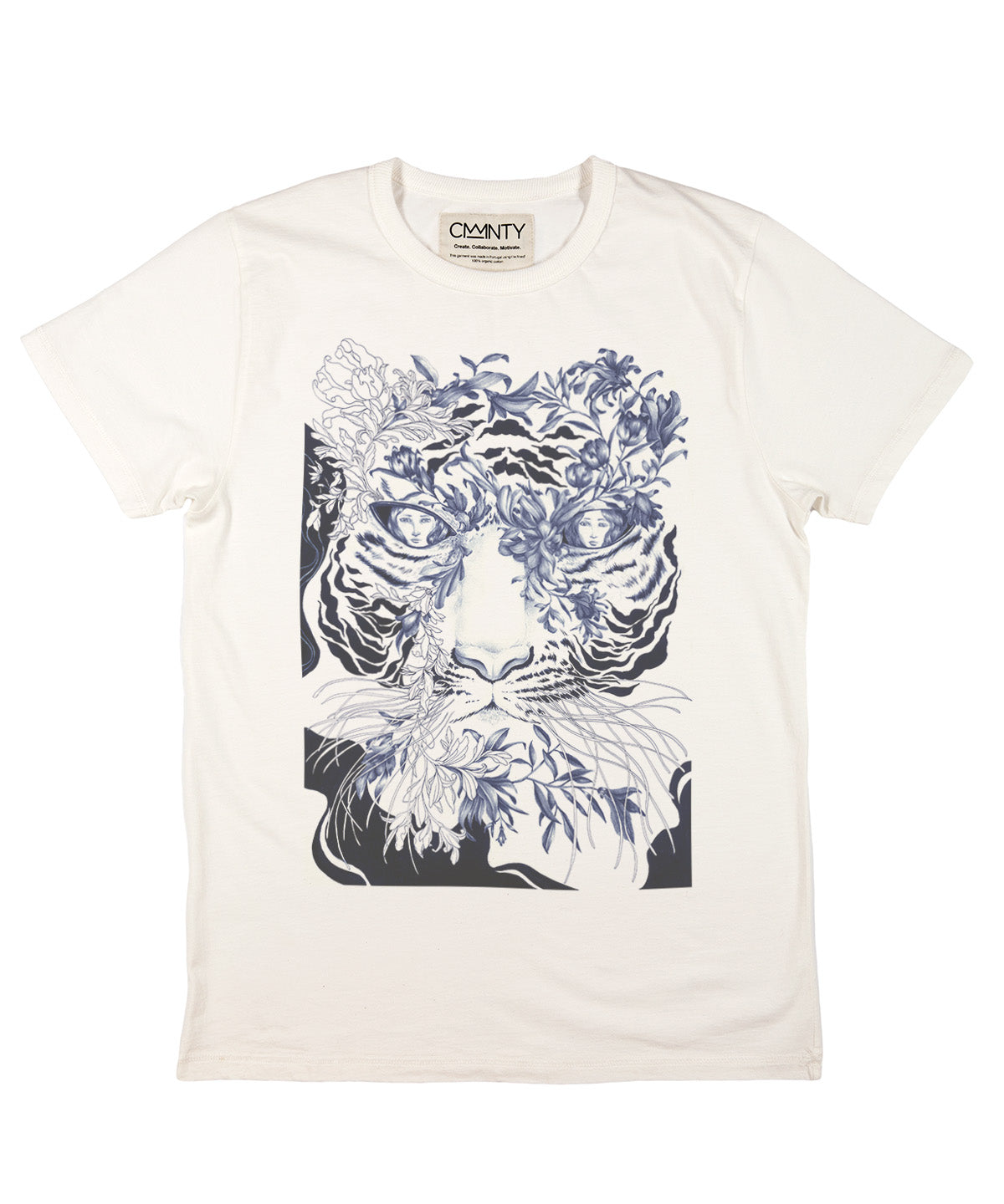 Mateus Bailon Ferus Animal T-Shirt White