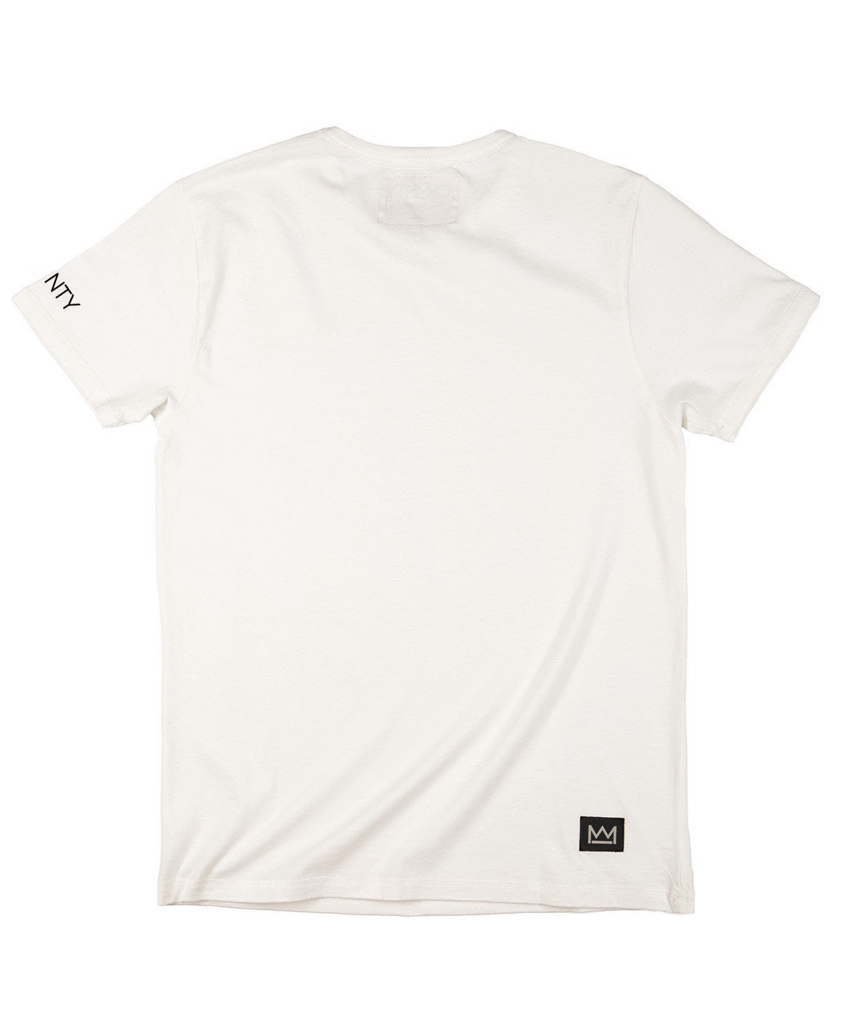 CMMNTY x Ryan Roadkill T-Shirt White