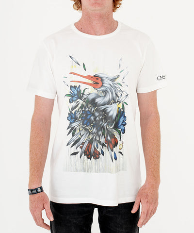 Mateus Bailon Atemporal T-Shirt White
