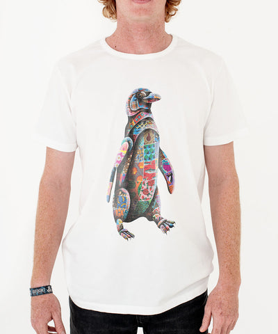 Louis Masai Penguin T-shirt