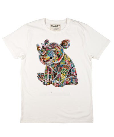 Louis Masai Rhinosized T-shirt