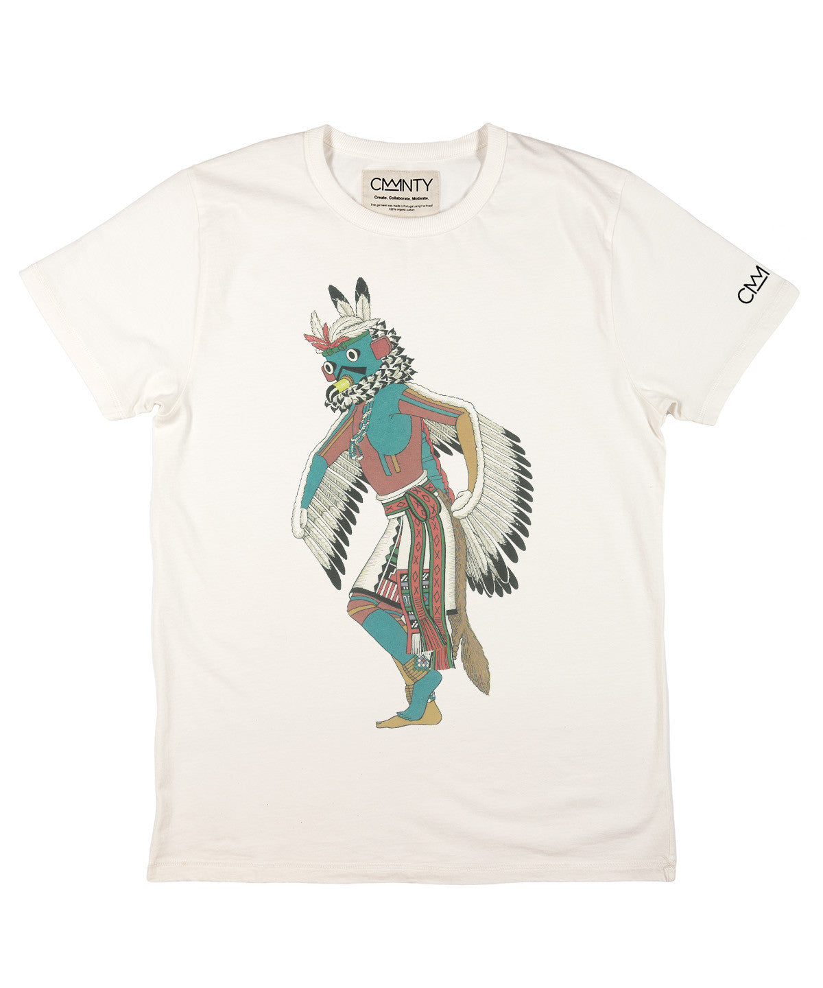 Heyoka 'Eagle Kachina' T-shirt