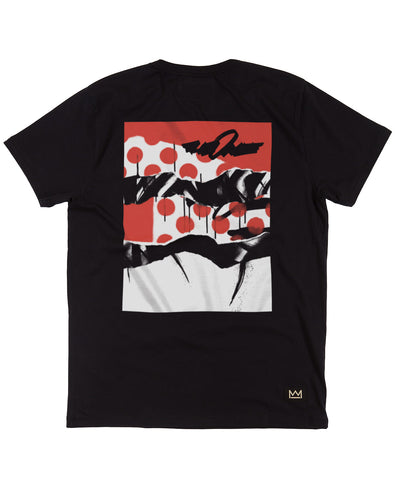 SheOne 'Heavy Weather' T-Shirt Black