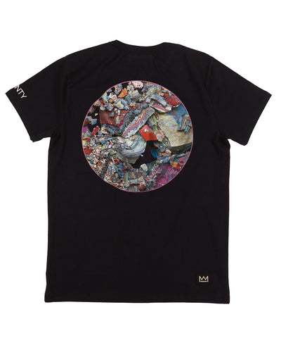 David Walker T-shirt by CMMNTY