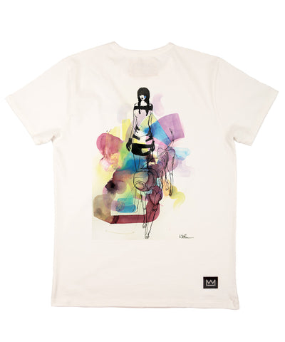 Will Barras T-shirt by CMMNTY