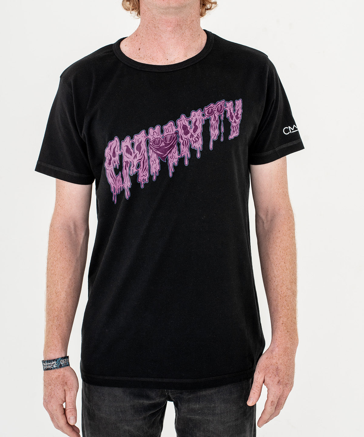 CMMNTY x Ryan Roadkill T-Shirt