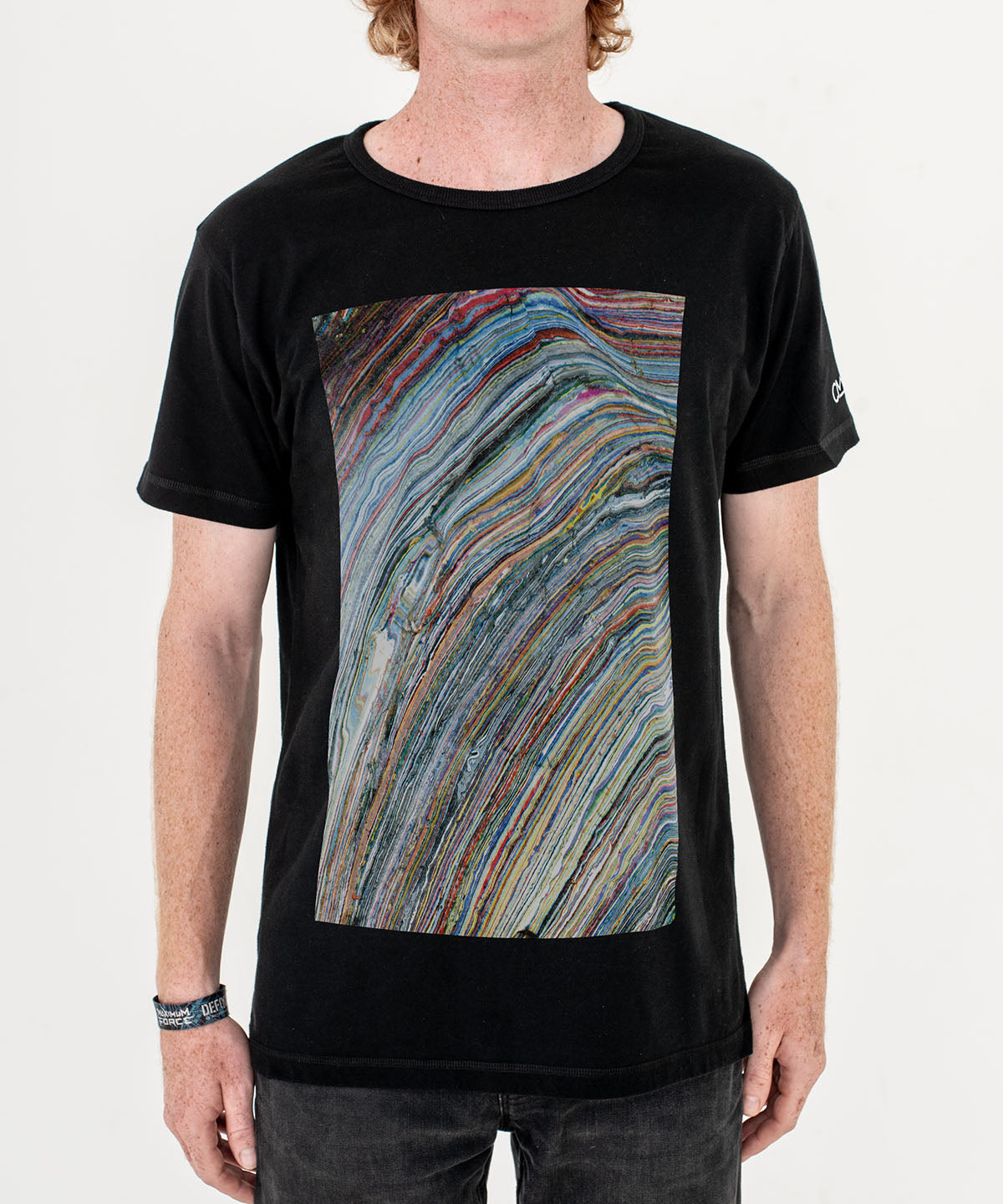 David Walker 'Paint & Memory' T-Shirt