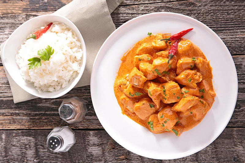 How to Make a Simple Chicken Curry at Home
