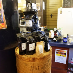 Coffee by the Daily Grind, Maple Creek