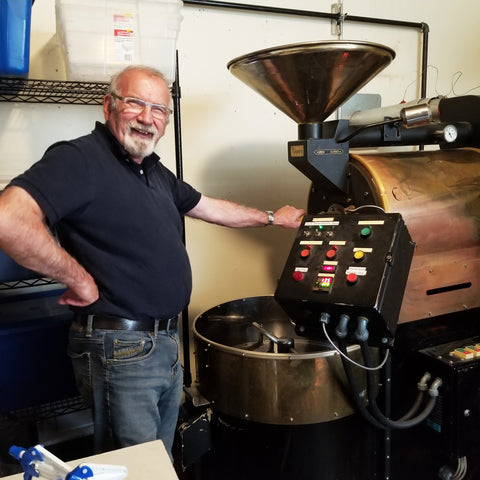 Dave Turner, The Daily Grind, Maple Creek