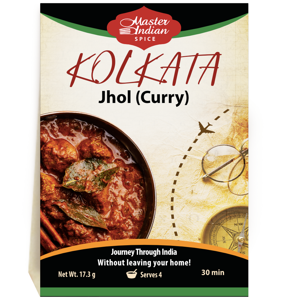 Jhol Curry (Kolkata)