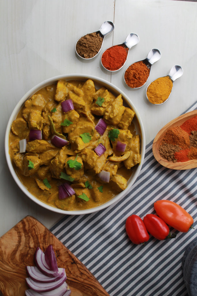 Turmeric Curry (less than 80 Packages left, will be discontinued once sold)