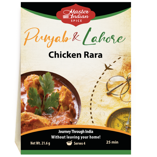 Chicken Rara (Less than 230 packages left)
