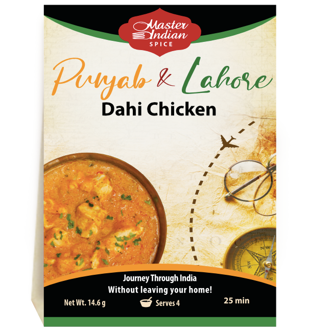 Dahi Chicken (Less than 230 packages left)