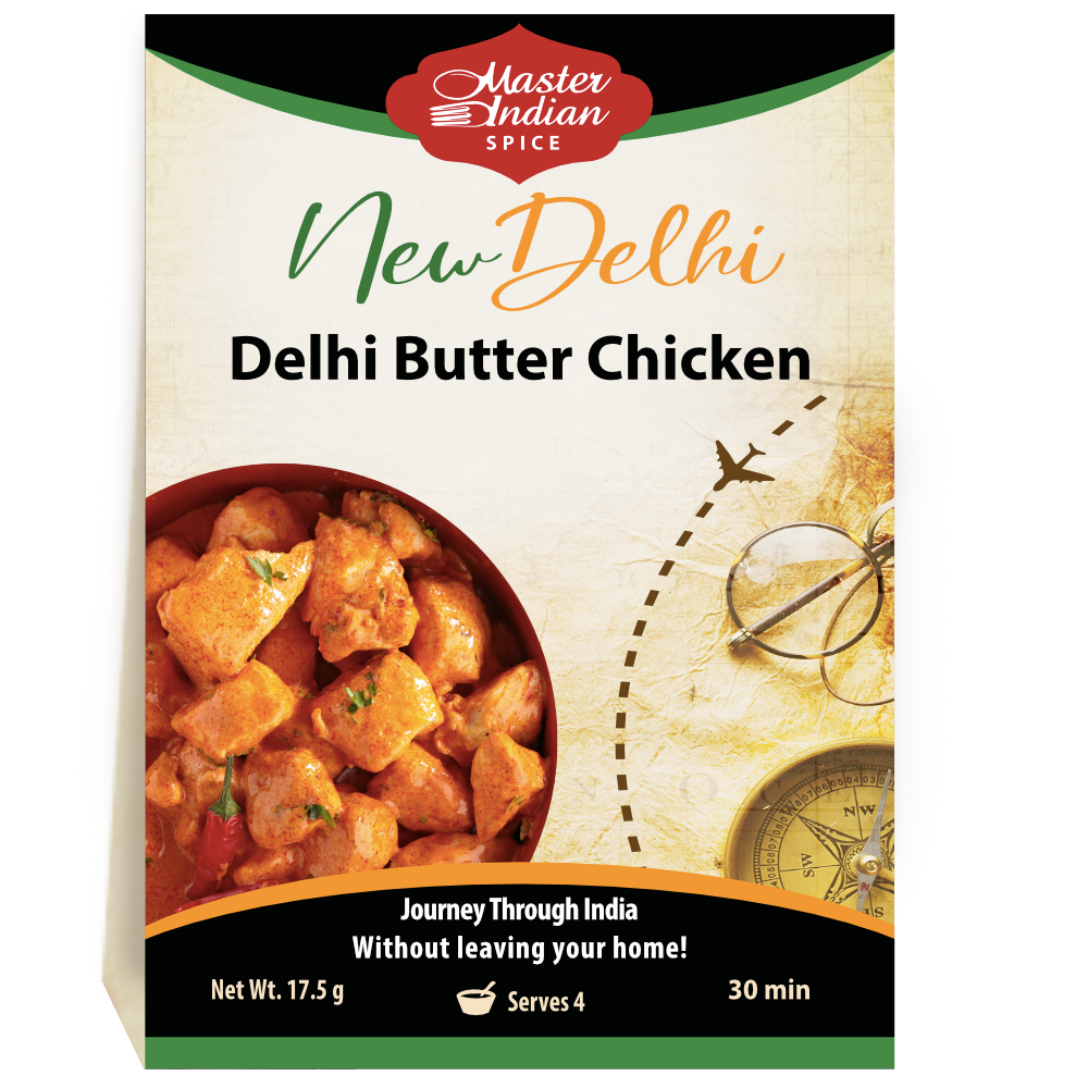 Delhi Butter Chicken