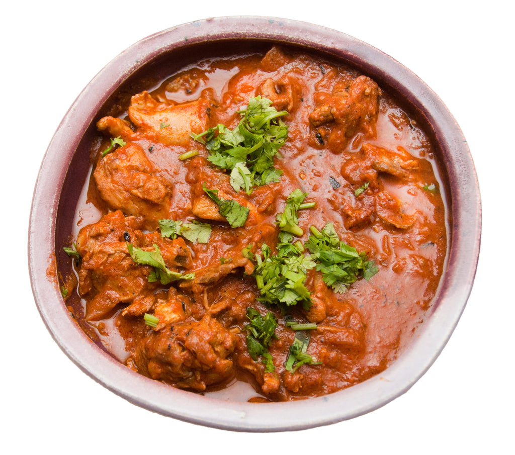Cooked Patiala Chicken Curry