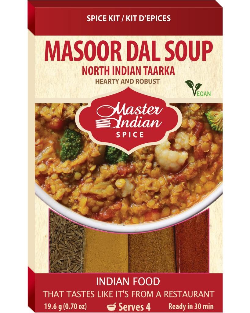 Masoor Dal Soup (Vegan by Design)