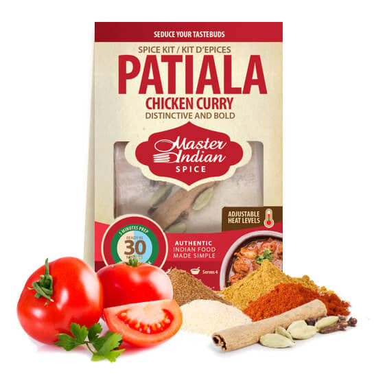 Patiala Chicken Curry Spice Kit